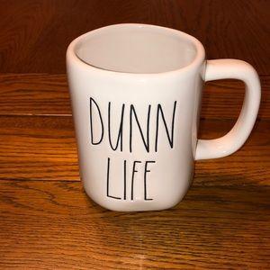 NEW Rae Dunn- Dunn Life Mug